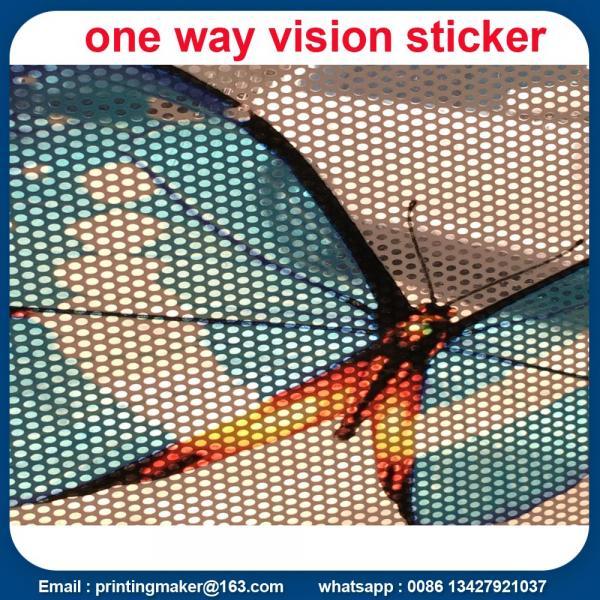 Vinyl Window Sticker