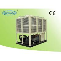 Quality 30RT - 200RT Large capacity Screw Water Chiller Units Power Saving for sale