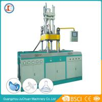 China Baby Nipple Liquid Silicone Injection Molding Machine Save Raw Rubber Material on sale