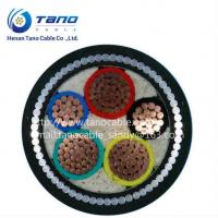 Quality TANO CABLE Factory direct supply Low Voltage Multicore power cable XLPE Insulated SWA armoured Power Cable for sale