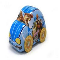 Quality Fancy custom car shaped metal boxes for sale for sale