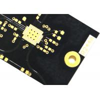 Quality Fr4 High TG 170 Rigid PCB Board Prototype With 2U Gold Plating Surface Finish for sale