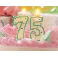 Quality Tearless Numeral Candles For Birthdays Party Decorative Eco Friendly Tasteless for sale