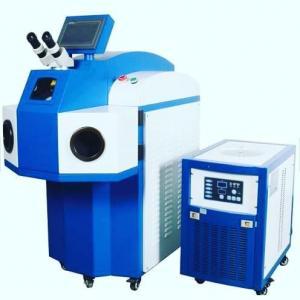 Quality Portable Laser Spot Welding Machine / Jewellery Laser Soldering Machine for sale