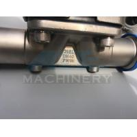 Quality Stainless Steel Manual Type Clamped Diaphragm Valve (ACE-GMF-A7) for sale