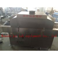 Quality SUS 304 Stainless Steel  Tunnel Uv  Sterilizer /  Cereals Uv  Sterilizer / Uv Sterilizing Machine for Herbs for sale