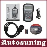Quality MaxiScan® MS609 OBDII/EOBD Scan Tool Diagnosis for ABS Codes for sale