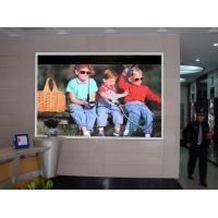 Best Indoor full color led display screen high Brightness for  train & bus station , airport wholesale