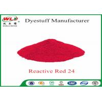 Quality Waterproof Fiber Reactive Dye Reactive Red P-2B C I Reactive Red 24 for sale