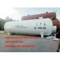 Best Ghana 60000 L lpg storage tank from China lpg tank manufacturer wholesale