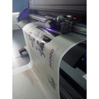 Quality High Speed UV Inkjet Printer For Leather / Pu And Canvas with beautiful effect for sale