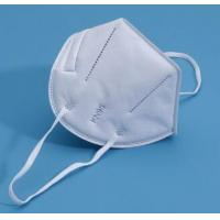 Quality KN95 Grade Antiviral Face Mask Advanced Respiratory Protection 4 Layer for ITM manufacture for sale