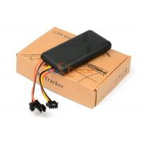 Best 9-80V Motorcycle GPS Tracker With Built-in Antenna SOS Mic Relay ACC wholesale