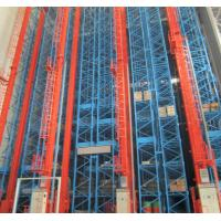 Quality Warehouse Automated Storage And Retrieval Rack System Asrs Max 5T Capacity for sale