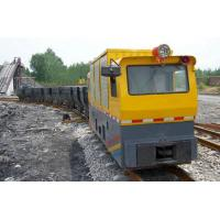 Quality 12T AC Frequency underground mining locomotive for sale