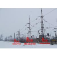 China 750KV switchyead structure,750kV steel products tower on sale