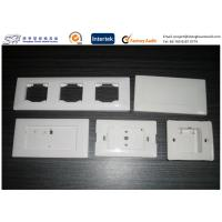 Quality Wall Electrical Plastic Light Switch Covers Plastic Houseware Injection Molding for sale