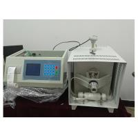 Quality Molding Foundry Sand Testing Equipment Material Analyzer Advanced Technologies for sale