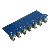 Quality Access Control Prototype PCB Assembly SMT Services IATF 16949 4 Layer Blue Color for sale