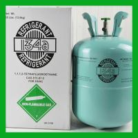 Quality R134a refrigerant Gas used in Air-condition for sale