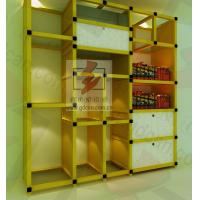 Decorations Cardboard Shelving Unit , Cardboard Box Furniture