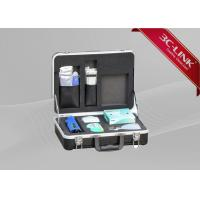 Best Fiber Optic Cleaning Kits Fiber Inspection Kit Fiber Optic Tool Kit For FTTH wholesale