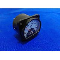 Quality 0-500uA DC Analog Panel Amp Meter SO-45 Series Round Shape 47*47mm for sale