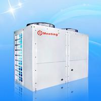 Quality High Efficiency Meeting EVI Heat Pump / Commercial Heat Pump Water Heater for sale