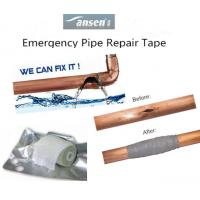China Without Any Welding Cutting or Draining Down of Your System Pipe Leak Repair Clamp Fiber F on sale