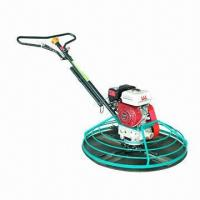 Quality Gasoline Trowel Machine with 5.5hp/4,000rpm Engine Output and 80 to 120mm Diameter for sale