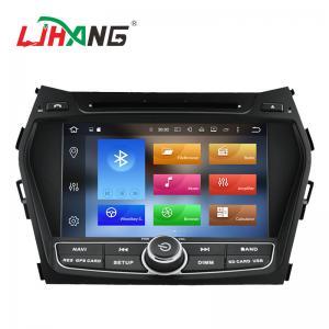 Quality Reversing Camera Hyundai Ix35 Dvd Player , Quad Core 8*3Ghz Multimedia Car Dvd Player for sale