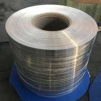 Quality 2600mm Width Slitting Thin Aluminum Strips 1mm For Insulating Glass Spacer for sale