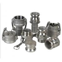 Quality High Strength Camlock Quick Coupling / Hose Connector With Stainless Steel for sale