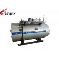 China Steam Outputting Oil Burner Boiler 1.25MPa Work Pressure Automatic Ignition on sale