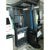 Quality DC12V Free Standing AI Machines , card reader Self Service Payment Dispendser (small amount) for sale