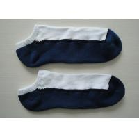 China 120N Men's Sports Short Ankle Socks on sale