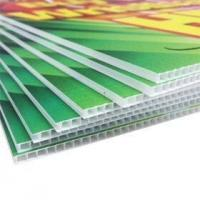 Quality COROPLAST / CORRUGATED  SIGN PRINTING for sale