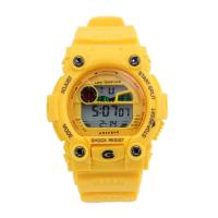Quality Fashion Outdoor Childrens Digital Watches With Flash Light For Safety , Water Resistant Multifunction for sale