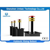 Quality Integrated Electro Hydraulic Rising Bollards With PLC Control System for sale