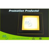 China Warm White 3000k Flat Panel LED Lights 12w Led Panels Lighting For Display on sale