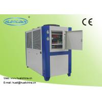 Quality Box Type Industrial Air Cooled Water Chiller R22/R407c Refrigerant For Chilled Water Cooling Machine for sale