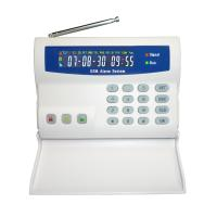 Quality LCD Display / SMS Control GSM PSTN Alarm System With English , Spanish ALM-F7GH for sale