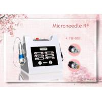Quality Professional Microneedle Radio Frequency Face Lifting Wrinkle Removal Machine for sale