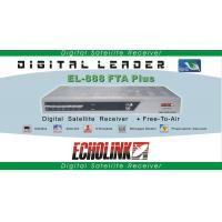 Best MPEG 2 / DVB Echolink 888 FTA super plus Satellite TV Receivers wholesale
