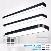 Quality Aluminum Suspended Led Linear Panel Lights Ceiling Light For Office for sale
