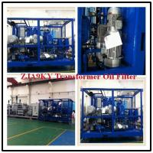 Quality Small Offline Transformer Oil Recycling Plant, Zja Transformer Oil Recycling Machine for sale