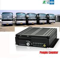 Quality cctv Mobile DVR suround 4 cameras for car support mobile phone surveillance for sale