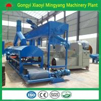 No any binder factory direct sale wood sawdust rice husk briquette BBQ charcoal making machine price