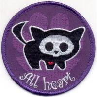 Quality fashion embroidery patch for clothing for sale