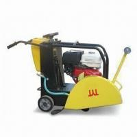 Quality Road Surface Cutting Machine with 45L Tank Volume and 3 to 4mm Blade Thickness Range for sale